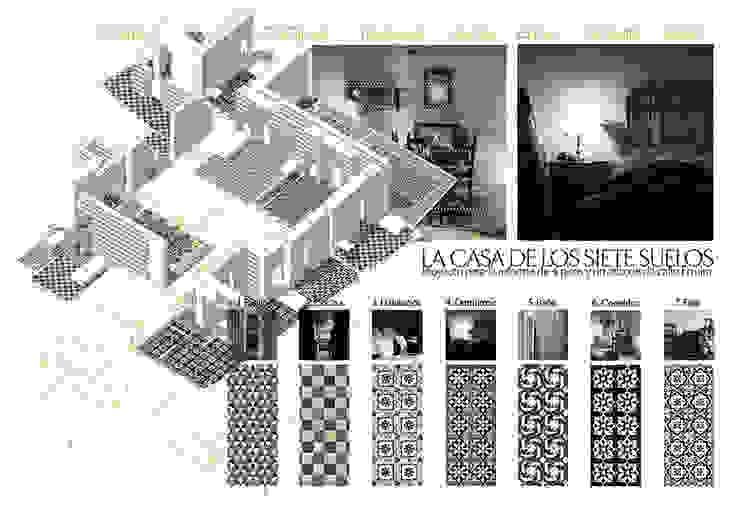 Living room by SERRANO + BAQUERO