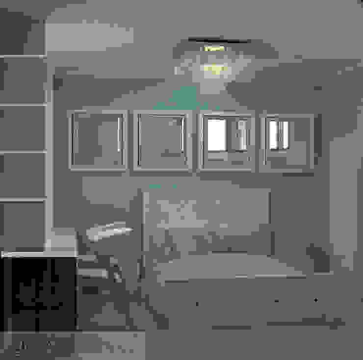 дизайн проект на проспекте Маршала Жукова Детская комнатa в стиле кантри от JULIA KABANOVA's DESIGN STUDIO Кантри