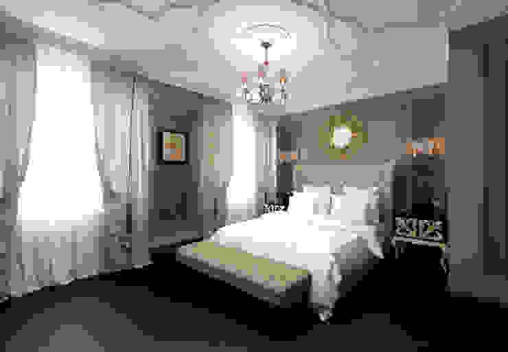 Новые Вешки Спальня в классическом стиле от osavchenko Классический