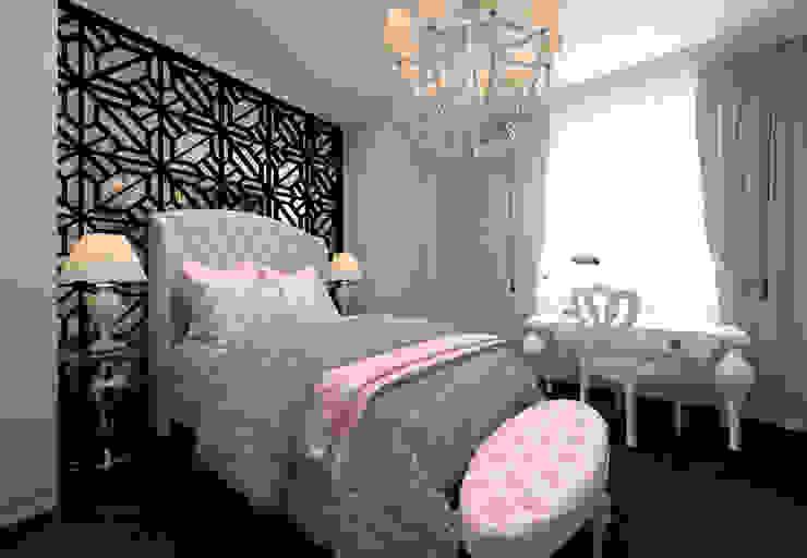Новые Вешки Детская комнатa в классическом стиле от osavchenko Классический