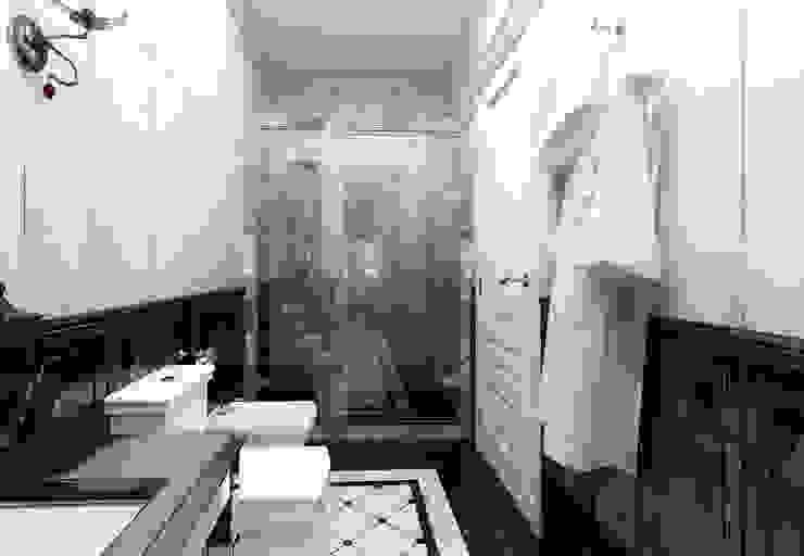 Новые Вешки Ванная в классическом стиле от osavchenko Классический