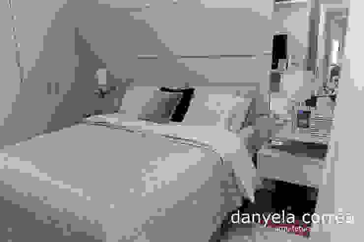 Classic style bedroom by Danyela Corrêa Classic