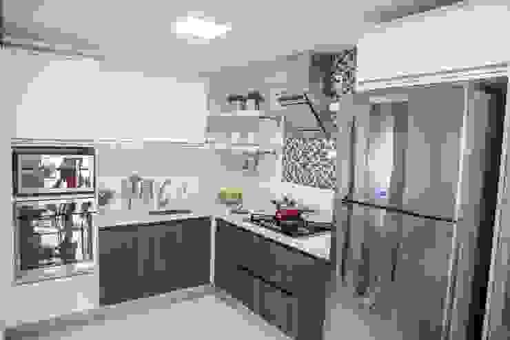 Accanto Cozinhas modernas por Z3 Moderno MDF