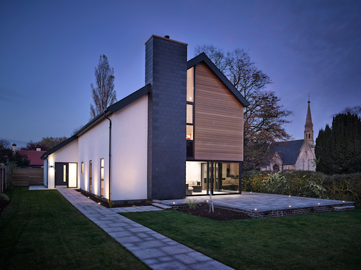 Nicol Lodge Modern houses by ID Architecture Modern