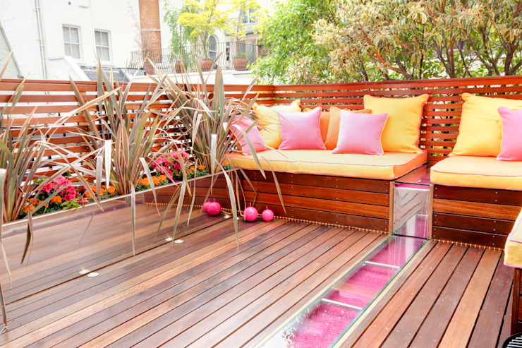 Terrace by homify,