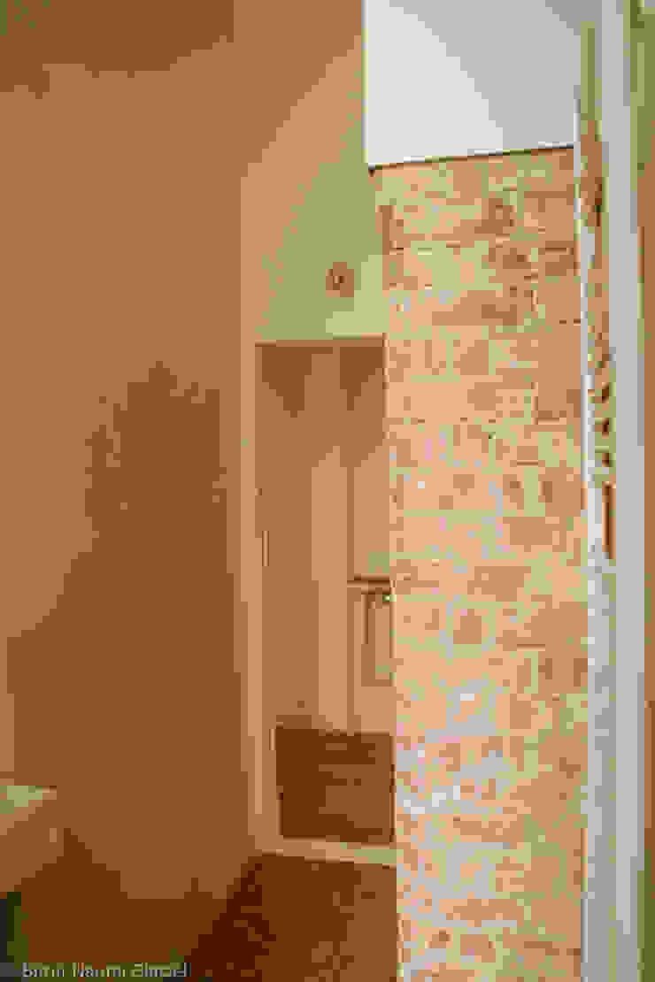 Birgit Glatzel Architektin Industrial style bathroom Bricks Multicolored