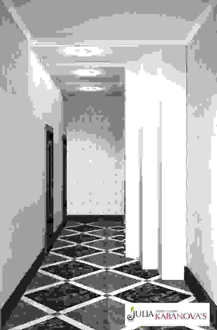 Дизайн проект на ул.Таганской Гардеробная в классическом стиле от JULIA KABANOVA's DESIGN STUDIO Классический