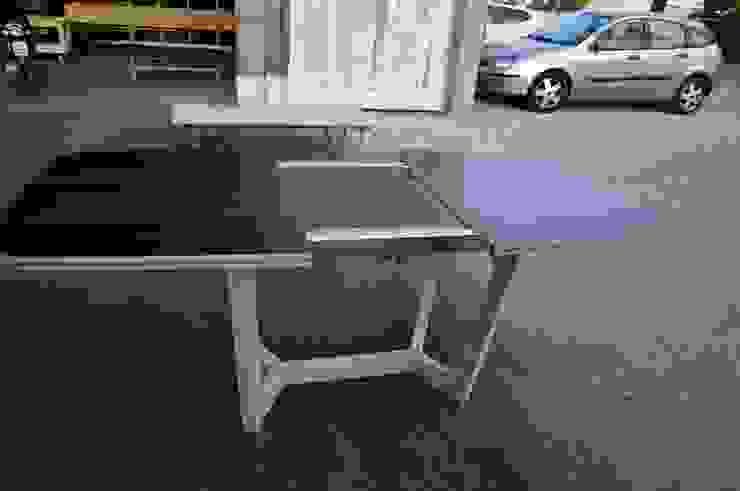 tavolo mario di ARREDAMENTI MAMA Moderno Legno Effetto legno