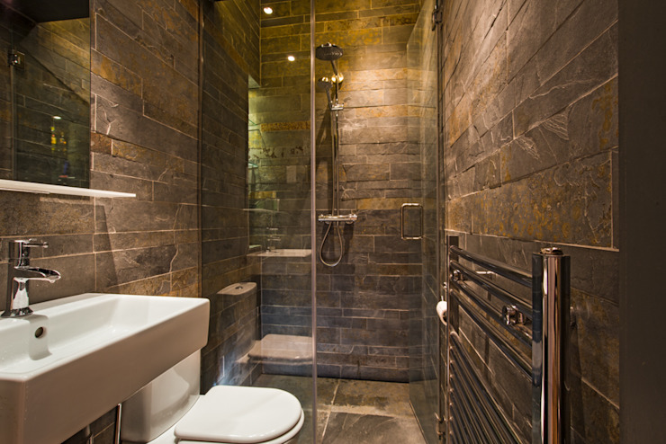 Baños de estilo  por XUL Architecture, Moderno