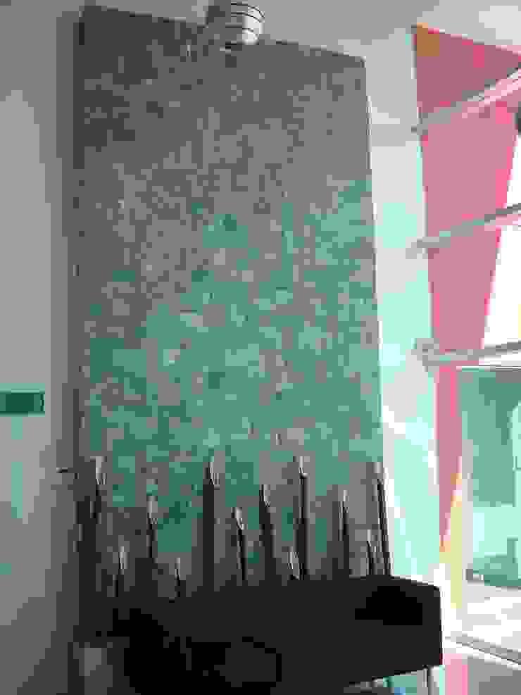 Muro Llorón Espacios comerciales de estilo moderno de SANTIAGO PARDO ARQUITECTO Moderno
