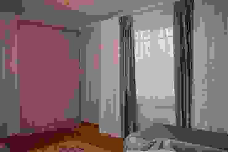 спальня после ремонта от JULIA KABANOVA's DESIGN STUDIO