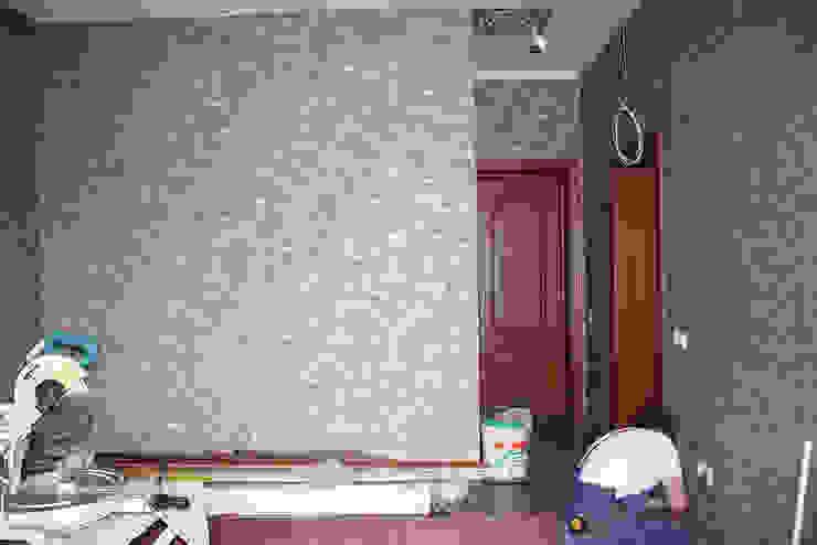кабинет - окончание ремонтных работ от JULIA KABANOVA's DESIGN STUDIO