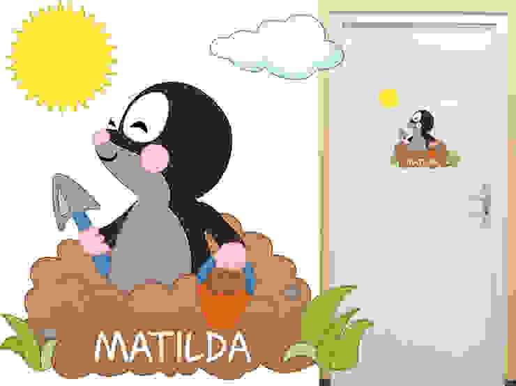 MHBilder-Design Stanza dei bambiniAccessori & Decorazioni Variopinto