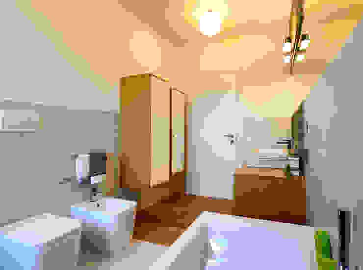 Nowoczesna łazienka od Federico Pisani Architetto Nowoczesny