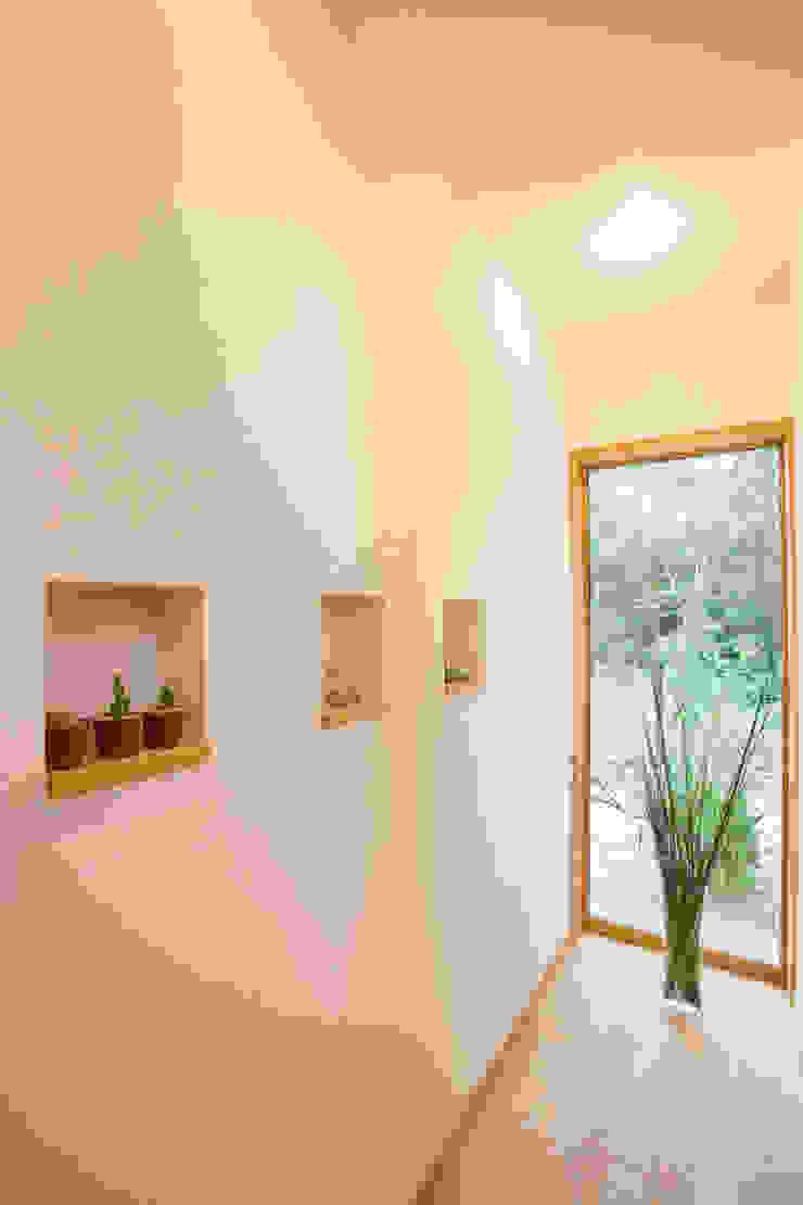 五條の家 モダンデザインの 多目的室 の 株式会社 atelier waon モダン