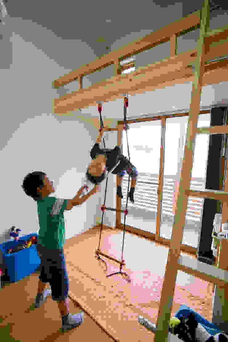 五條の家 モダンデザインの 子供部屋 の 株式会社 atelier waon モダン