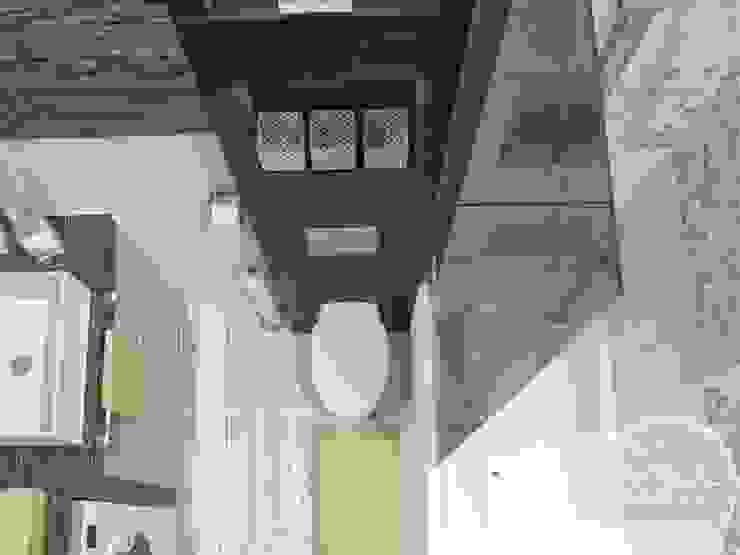 Łazienka Tychy od Marta Wieclaw Design