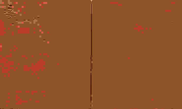 Oberflächen in Rost Betonkombinat Industriale Wände & Böden