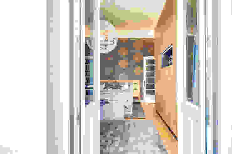 Jugendstil Wohnung/ Endetage/ Harvestehude/ Hamburg / Schlafzimmer Moderne Schlafzimmer von homify Modern