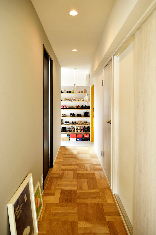 ビンテージマンションを自分色に の 株式会社スタイル工房