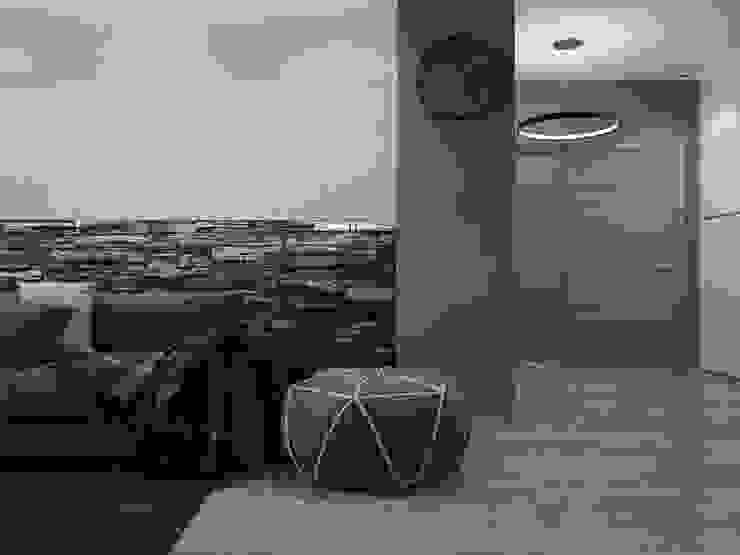 уютный минимализм Гостиная в стиле минимализм от Pavel Alekseev Минимализм