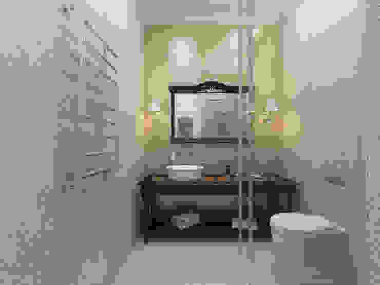 ванная Ванная в классическом стиле от homify Классический