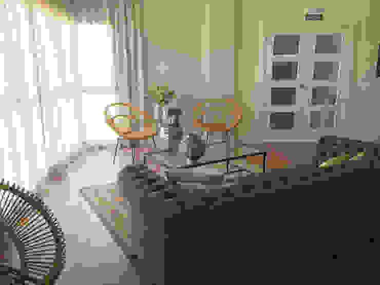 Sala de catas, un rincón para los secretos Espacios comerciales de estilo mediterráneo de Apersonal Mediterráneo