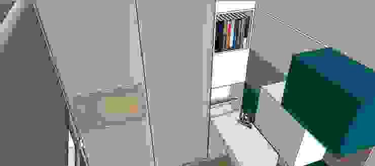 Residência Santo André Quartos modernos por Studio Meraki Arquitetura e Design Moderno