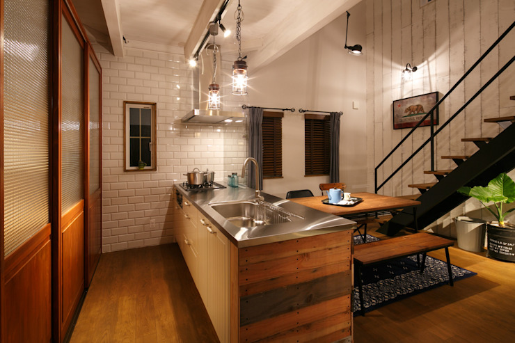 Kitchen by dwarf, Classic