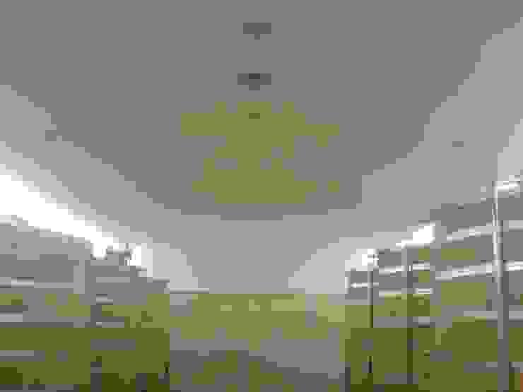 plafond Ba 13 Cave à vin originale par SAS ACCTIF DESIGN Éclectique