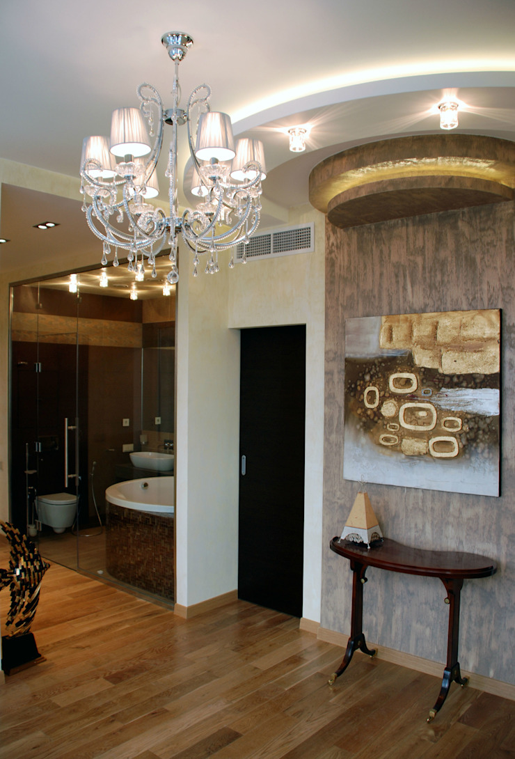 Квартира на Ружейном Спальня в колониальном стиле от Дизайн-студия «ARTof3L» Колониальный