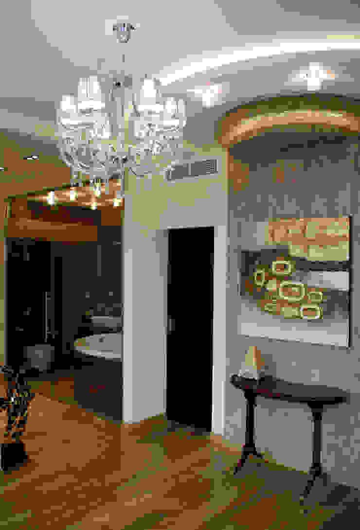 Colonial style bedroom by Дизайн-студия «ARTof3L» Colonial