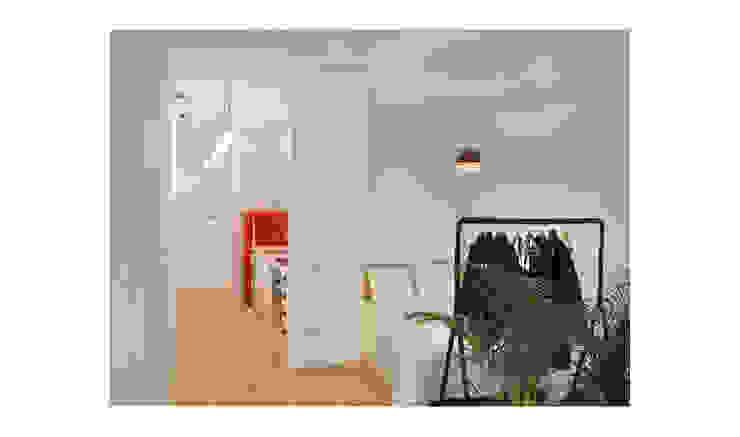 BS6 Estudios y despachos de estilo escandinavo de SUIN design studio Escandinavo