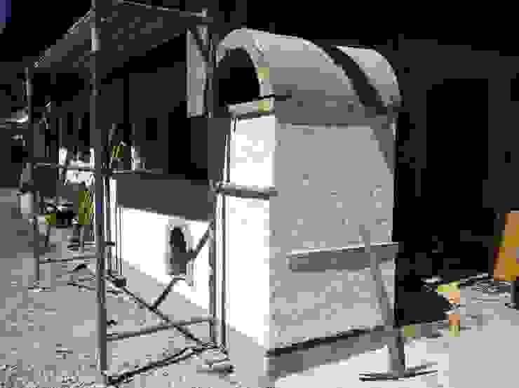 Antike Baustoffe Klassische Häuser von Antik-Stein Klassisch