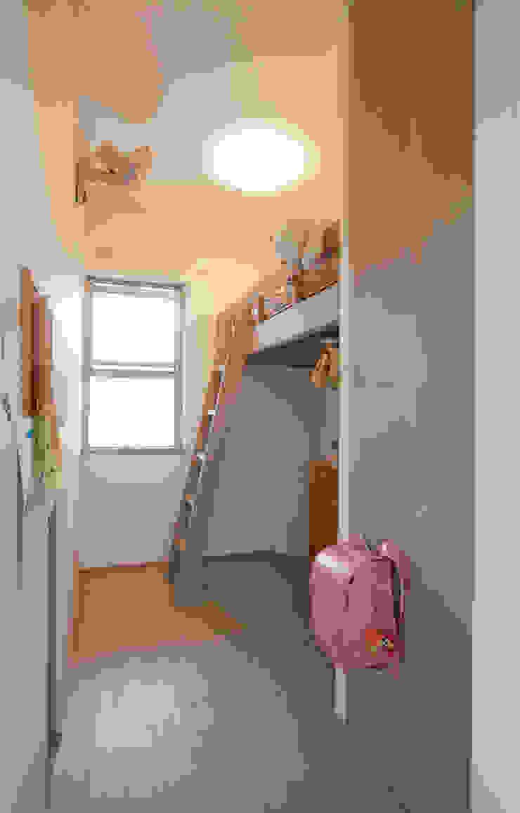 北小松の家 モダンデザインの 子供部屋 の 株式会社 atelier waon モダン