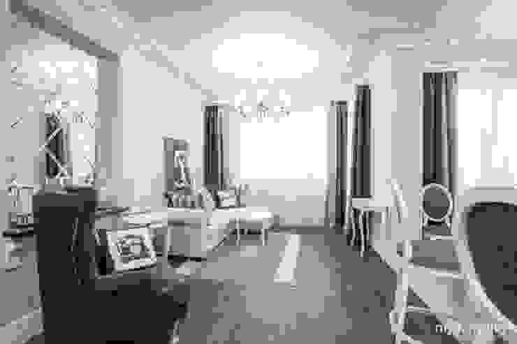 Воспоминание о прошлом Гостиная в классическом стиле от Dara Design Классический