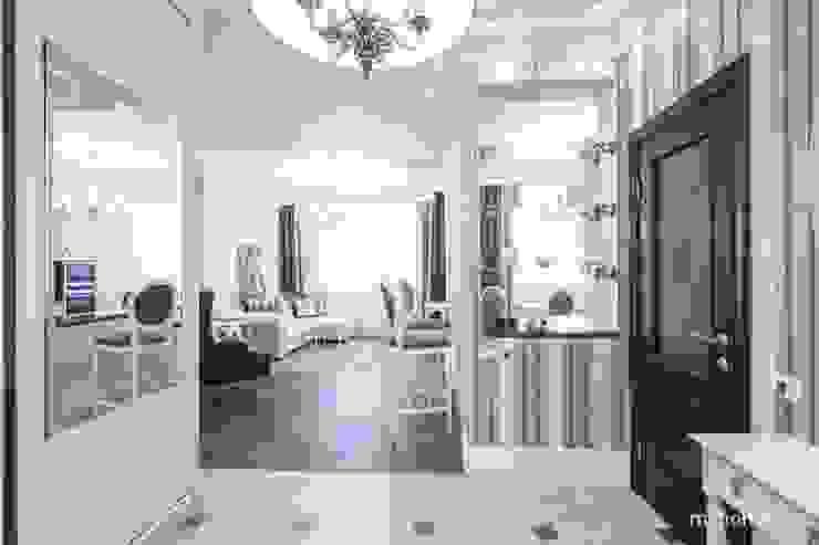 Воспоминание о прошлом Dara Design Коридор, прихожая и лестница в классическом стиле Коричневый