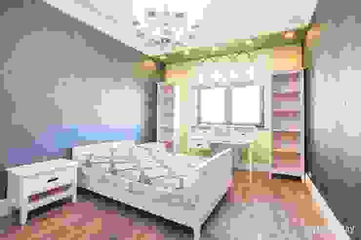 Воспоминание о прошлом Детская комнатa в классическом стиле от Dara Design Классический
