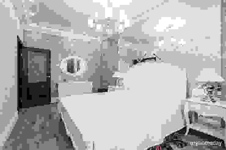 Воспоминание о прошлом Dara Design Спальня в классическом стиле Фиолетовый / Лиловый