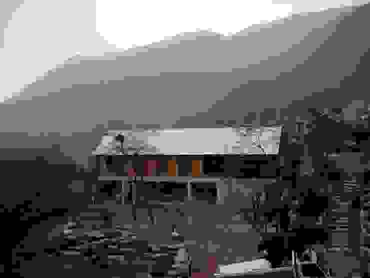 경기도 양평 5호 모던스타일 주택 by 팀버하우스 모던