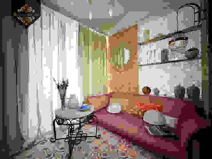светский восток Терраса в колониальном стиле от Decor&Design Колониальный