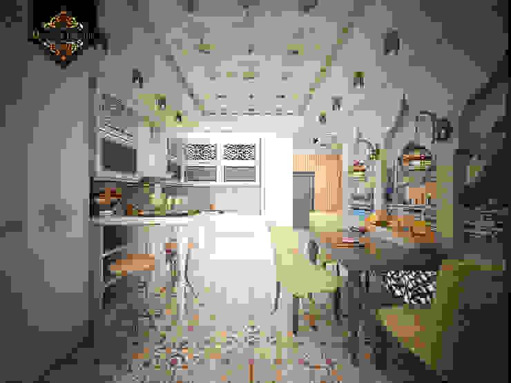 светский восток Кухня в колониальном стиле от Decor&Design Колониальный