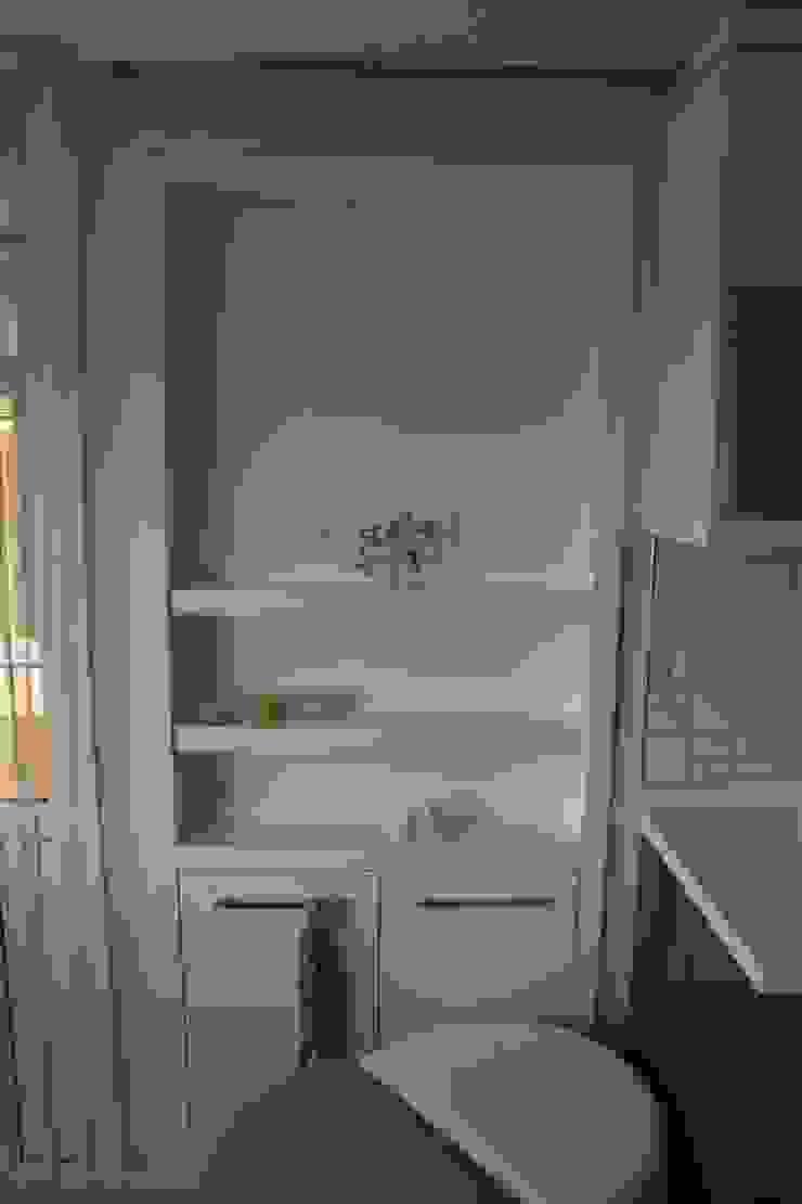 İzmir Mimkent'te Yeni Bir Yaşam Projesi Modern Mutfak ACS Mimarlık Modern