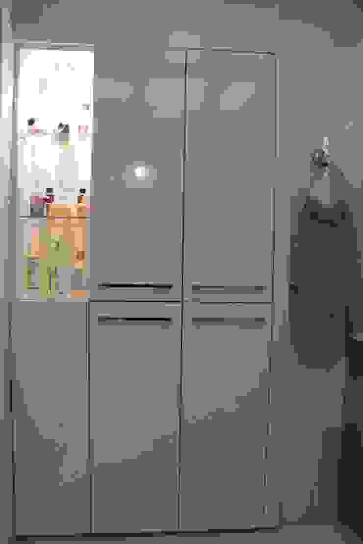 İzmir Mimkent'te Yeni Bir Yaşam Projesi Modern Banyo ACS Mimarlık Modern