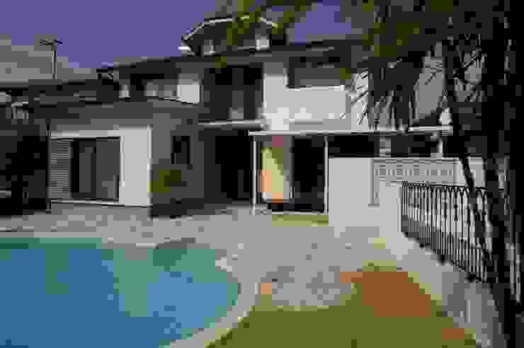 After 池からプールに 家の表情が変わりました。 の PROSPERDESIGN ARCHITECT OFFICE/プロスパーデザイン