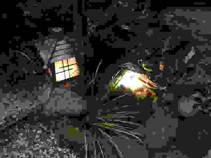 夜のライトアップ 株式会社 髙橋造園土木 Takahashi Landscape Construction.Co.,Ltd