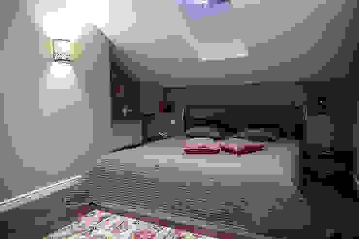 Дизайнер Ольга Айсина Eclectic style bedroom