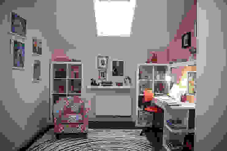 Таунхаус <q>Лесные поляны</q> Детские комната в эклектичном стиле от Designer Olga Aysina Эклектичный