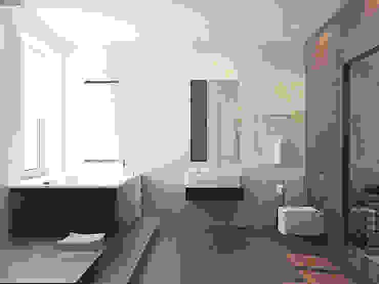 Японский минимализм Ванная комната в стиле минимализм от BIARTI - создаем минималистский дизайн интерьеров Минимализм