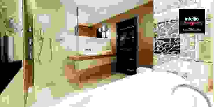 Koncepcja łazienki Intellio designers od Intellio designers